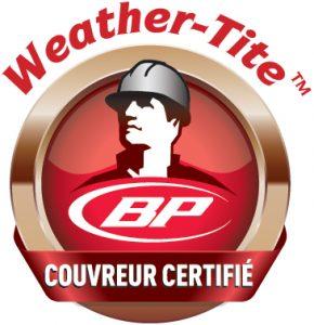 Garanties et certifications : Couvreur certifié BP